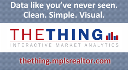 Minneapolis Area Association of Realtors Market Data Tool The Thing