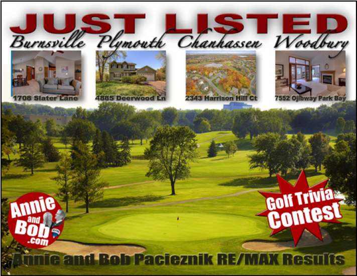 Golf Contest #1 with Bob Pacieznik